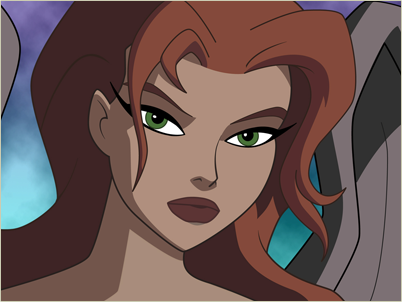 Hawkgirl preview