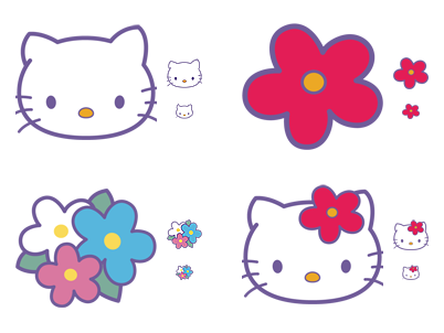 Hello Kitty preview