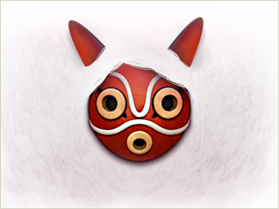 Mononoke Mask preview