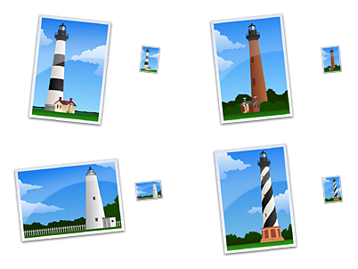 NC Lighthouses preview