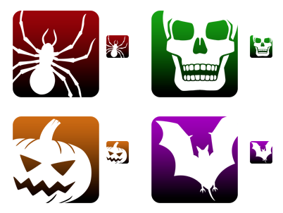 Spooky Silhouettes preview