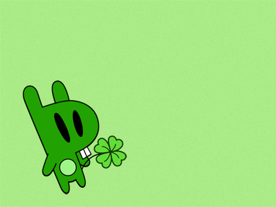 St. Patty's Bunny preview