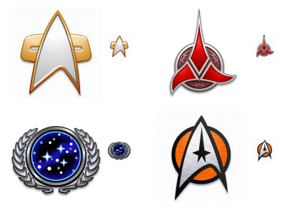 Trek Insignia preview