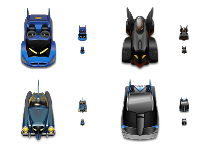 Batmobiles Vol. 2 preview
