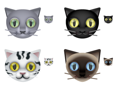 Cute as a Button. Cats 1 preview