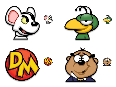 Danger Mouse preview