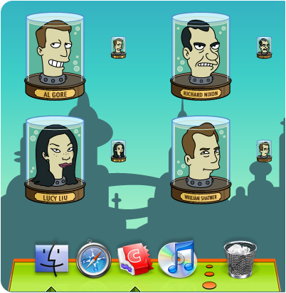 Futurama Vol. 5 - Heads In Jars