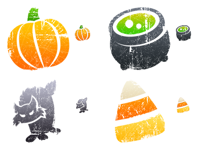 Litho Halloween preview